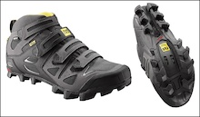 Mavic Scree Shoes Review