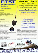 SAVE THE DATE - ETSU DS/DH Qualifier