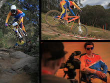 Video: Deubel Bicycles - 2013 Australian Gravity Cup - Thredbo