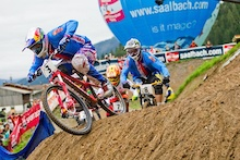 Saalfelden Leogang welcomes Fourcross and the return of the UCI Mountain Bike Downhill World Cup 2013