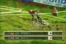 Old School Throwback: 1997 DH World Champs