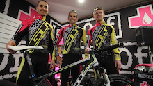 Video: GT Muc-Off Racing Team Launch