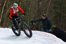 WinterBike 6X - Six Competitor Snow DH Race