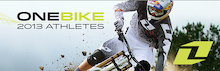 One Industries Announces 2013 Bike Athletes