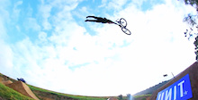 Video: Andreu Lacondeguy and Kyle Baldock - Farm Jam Dirt Jump Session