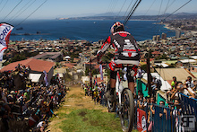 Pinkbike's Official Video - 2013 Red Bull Valparaiso Cerro Abajo