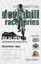 Trials Training Center Gravity Park Race One