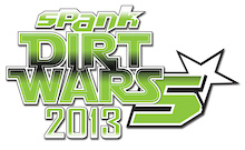 The 2013 Spank Industries Dirt Wars UK Dirt Jump Series - Line Up