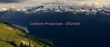 Video: Goldstein Productions - 2012 Reel