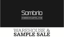 2013 Sombrio Warehouse Sale