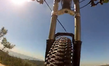 X-Fusion Prototype DH Fork POV Video