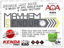 AOA Mayhem Enduro - Ohio