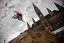 Stunning line-up: riders from across 18 nations are competing at the VIENNA AIR KING 2013