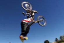 Clip: Greg Minnaar Backflip