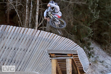 Video: Fall Bikepark Laps