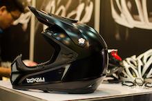 First Look: Kali Shiva Prototype Helmet - Taipei Show