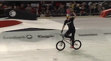 Video: Michael Beran - 360 Bike Flip to Whip - World's First Ever