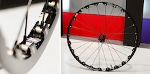 First Look: Maxxis Tires, AClass Wheels, HT Pedals - Taipei Show