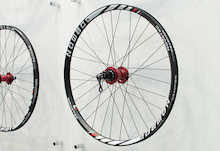 First Look: Prototype Novatec Factor Carbon Rim - Taipei Show