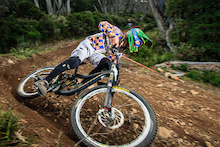 Video: Kona Factory Team Australia at Mt Baw Baw