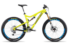 Santa Cruz Bronson - 650B Enduro Racer in Carbon and Aluminum