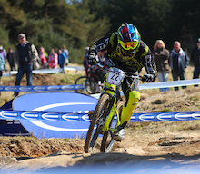 Identiti 4x team at Round 1 of the Schwalbe British 4x