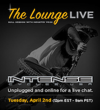 Intense Cycles Live in The Lounge *LIVE NOW*