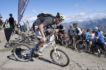 Sam Blenkinsop wins Queenstown(NZ) Enduro