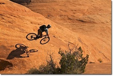 Captain Ahab - Moab's First BLM Sanctioned and Approved Advanced Trail