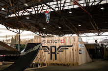 Swatch Rocket Air - Course Walk