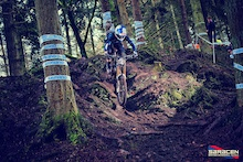 Gee Atherton Wins Saracen British Downhill Series, Round 1