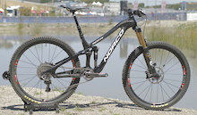 Norco's Sight Carbon - Sea Otter 2013
