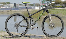 Felt's Edict Nine and 900 Gram Hardtail Prototypes - Sea Otter 2013