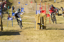 Dual Slalom Finals From Colin Meagher - Sea Otter 2013