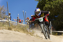 Downhill Finals From Colin Meagher - Sea Otter 2013