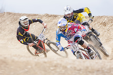 Tomas Slavik wins British 4X - Round 2  in Cornwall