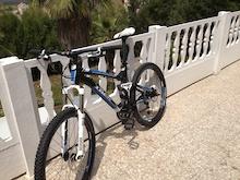 New lenda bike