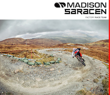 Madison Saracen 2013 - BDS Two: Fort William