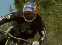 Video: Aaron Gwin Blazes a Trail