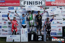 Adam Brayton, Rachel Atherton Win at British Downhill Series Round 3
