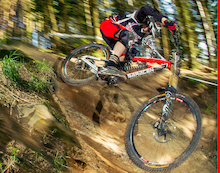 Madison Saracen 2013 - BDS Three: Innerleithen