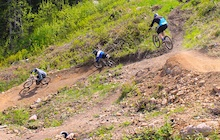 Kicking Horse Bike Park - Trail Crew Update 1 - 2013