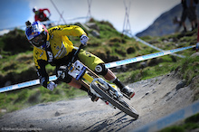 Video: 2013 Fort William World Cup From the Parkin Bros