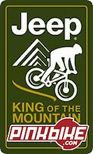 Jeep King of Mountain Results