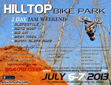 Save the Date - Hilltop Bike Park Weekend Jam