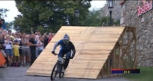Video: Marcelo Gutierrez's Winning Run - Bratislava City Downhill
