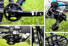 SRAM X01 - One-by-Eleven for the People