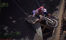 Video: Bratislava City Downhill