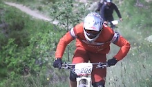 Video: EWS 2 - Val d`Allos - The Competition Continues