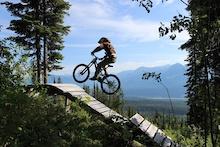 Kicking Horse Bike Park - Trail Crew Update 2 - 2013